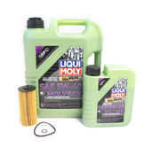 BMW Oil Change Kit 5W-40 - Liqui Moly Molygen 11428575211.LM1