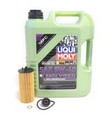 BMW Oil Change Kit 5W-40 - Liqui Moly Molygen 11428570590.LM1