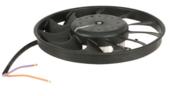 Audi Cooling Fan Assembly - Nissens 8E0959455B