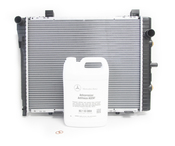 Mercedes Radiator Replacement Kit - Nissens 2025005203