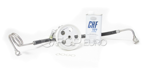 Audi Power Steering Pump Kit - Bosch 8E0145153H