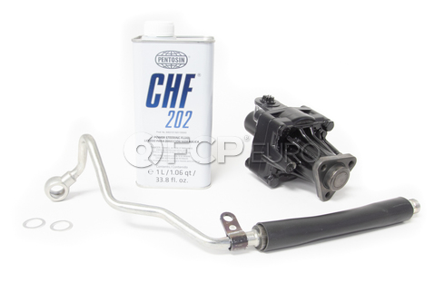 Audi VW Power Steering Pump Kit - Bosch 048145155FX
