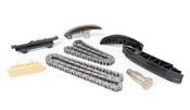 Audi VW Timing Chain Kit - Iwis/Genuine Audi VW BHKTIMINGKIT1