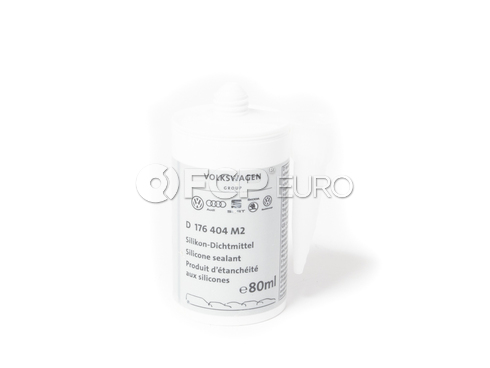 Audi VW Silicone Sealant - Genuine Audi VW D176404M2