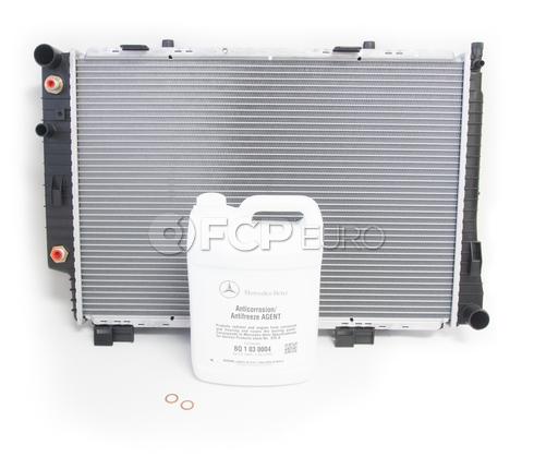 Mercedes Radiator Replacement Kit - Nissens 2025003203