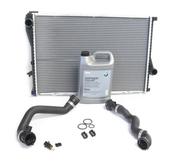 BMW Radiator Replacement Kit - 17111436060KT