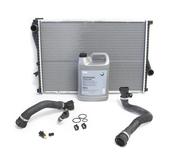 BMW Radiator Replacement Kit - 17111436060KT1