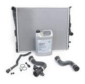 BMW Radiator Replacement Kit - 17113415693KT