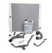 BMW Radiator Replacement Kit - 17117585036KT
