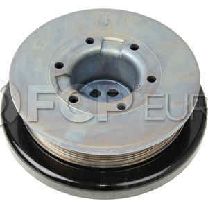 BMW Harmonic Balancer and Crankshaft Pulley Assembly - Corteco 11238638534