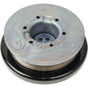 BMW Harmonic Balancer and Crankshaft Pulley Assembly - Corteco 11238638534