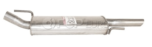 VW Exhaust Muffler (Golf Cabrio) - Bosal 233-263