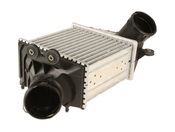 VW Turbocharger Intercooler Assembly - Nissens 1C0145803D