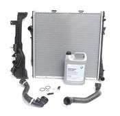 BMW Radiator Replacement Kit - 17107544668KT1