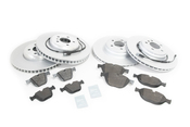 BMW Brake Kit - Genuine BMW 34116785675KTFR