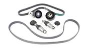 BMW Accessory Drive Belt Kit (E60 E63 E64 M5 M6) - 11287838226KT1