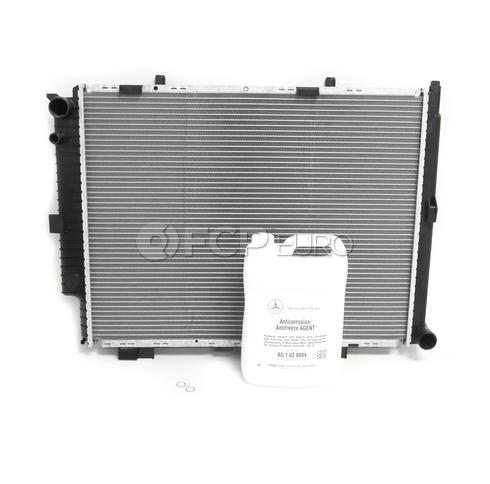 Mercedes Radiator Replacement Kit - Nissens 2105001203