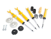 Audi Shock Absorber Kit 12-Piece (A8 Quattro S8) - Bilstein HD 540257