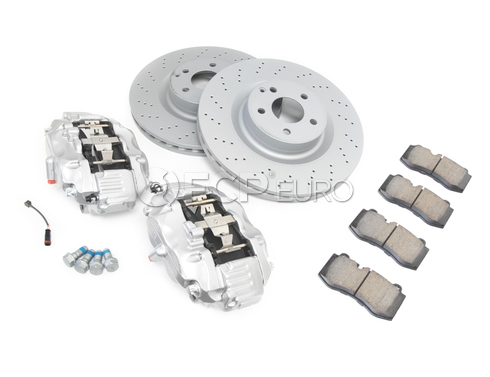 Mercedes Brake Upgrade Kit - Akebono 0044208020
