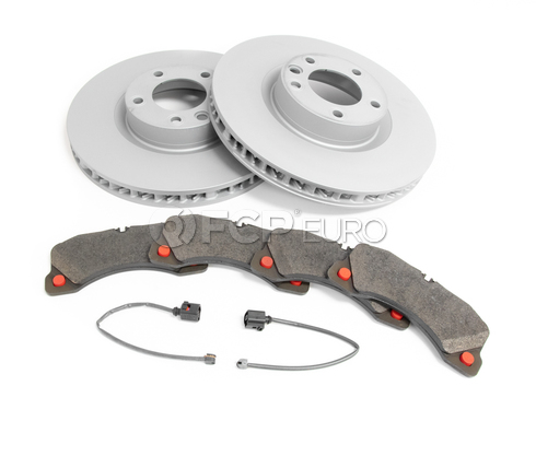 Porsche Brake Kit - Zimmermann/Textar 9583514030KT