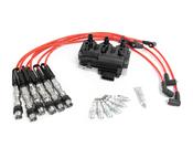 VW Ignition Service Kit - Bremi KIT-021905106CKT