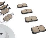 Mercedes Brake Kit - Akebono 0064203220