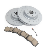 Mercedes Brake Kit - Akebono 2214211112