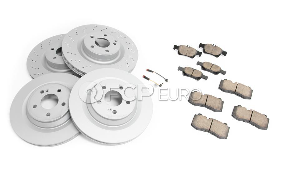 Mercedes Brake Kit - Akebono 2214211112