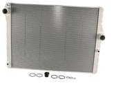 BMW Radiator - Nissens 17118645878