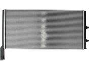 BMW Radiator - Nissens 17117601832