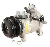 BMW A/C Compressor - Nissens 64529216466