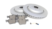 Mercedes Brake Kit - Zimmermann 1644230812