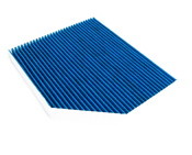Audi Porsche Cabin Air Filter - Corteco 49408633