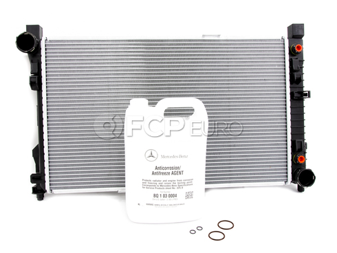 Mercedes Radiator Replacement Kit - Nissens 2035000503