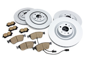 Audi VW Brake Kit - Zimmermann 4E0615601LKT2