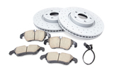 Audi Brake Kit - Zimmermann Sport/ Akebono 8R0615301F