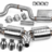 Audi VW Catback Exhaust System - APR CBK0002