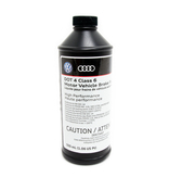 DOT 4 Brake Fluid - Genuine VW Audi B0007501MDSP