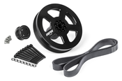 Audi VW Supercharger Dual Pulley Upgrade Kit - APR MS100185