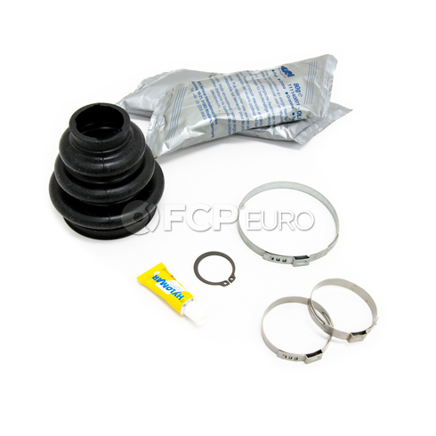 BMW CV Joint Boot Kit Rear Left Outer - Genuine BMW 33217547080