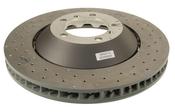 Porsche Brake Disc - OEM Supplier 8629