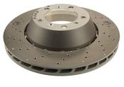 Porsche Brake Disc - OEM Supplier 8637