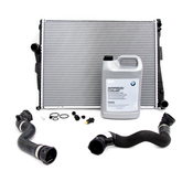 BMW Radiator Replacement Kit - 17119071517KT