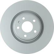 Audi Brake Disc - Zimmermann 8W0615301AB