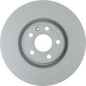 Volvo Brake Disc - Zimmermann 31423724