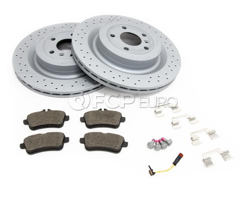 Mercedes Brake Kit - Zimmermann 1664230512