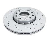 Audi VW Brake Disc - Zimmermann Sport  8E0615301Q