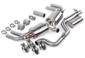 Audi VW Catback Exhaust System - APR CBK0003