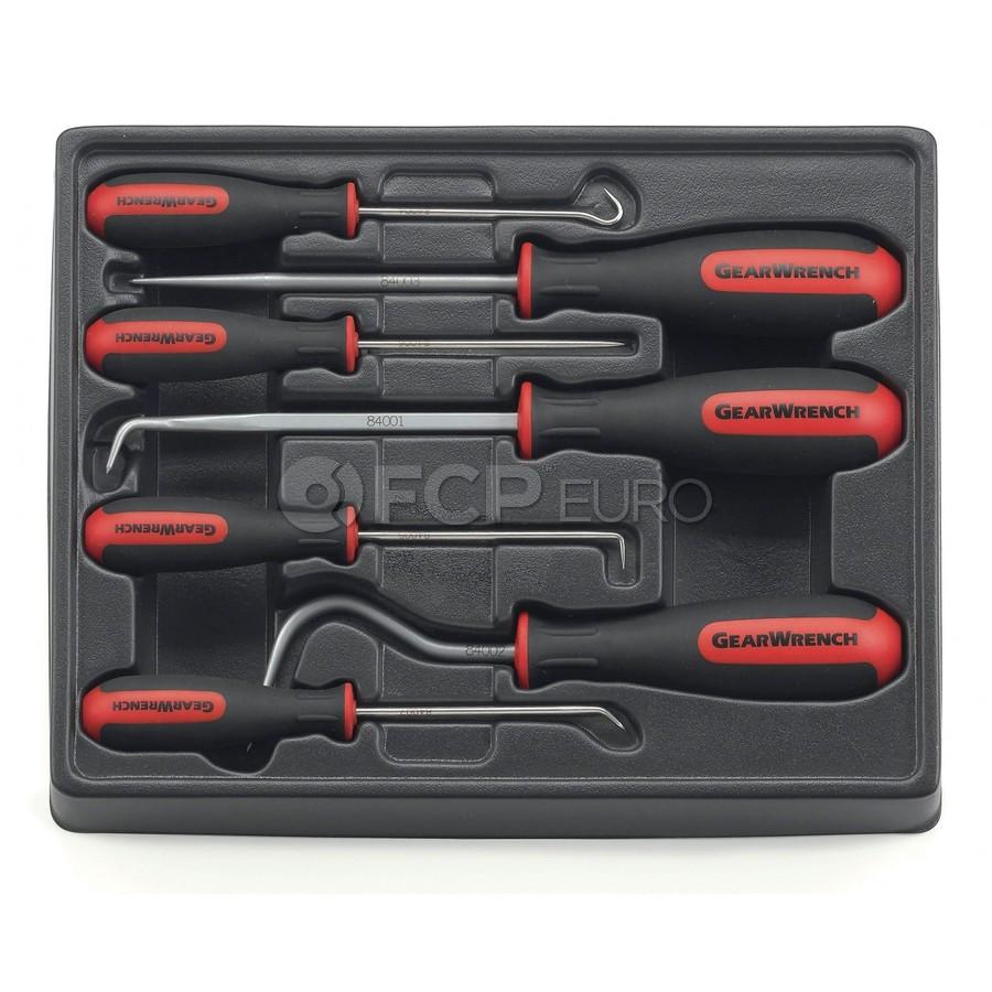 7 Pc. Hook & Pick Set - Gearwrench 84000D