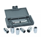 8 Pc. SAE/Metric Stud Removal Set - Gearwrench 41760D